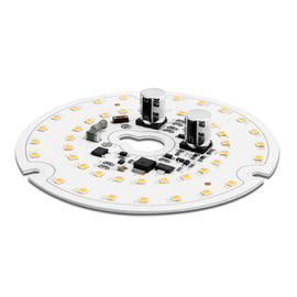 চীন SMD DC Round LED Module 2700K - 6500k 130lm/W CRI 95 for Downlight কারখানা