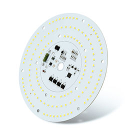 চীন Commercial PCB LED Lighting Modules 52V 0.3A Aluminum 1.2mm Thinkness কারখানা