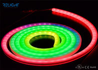 চীন High Brightness 5050 RGB 72W Dimmable Flexible LED Strip Lights For Home / Bar কারখানা